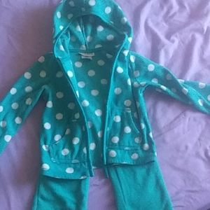 Girl's 2pc Outfit